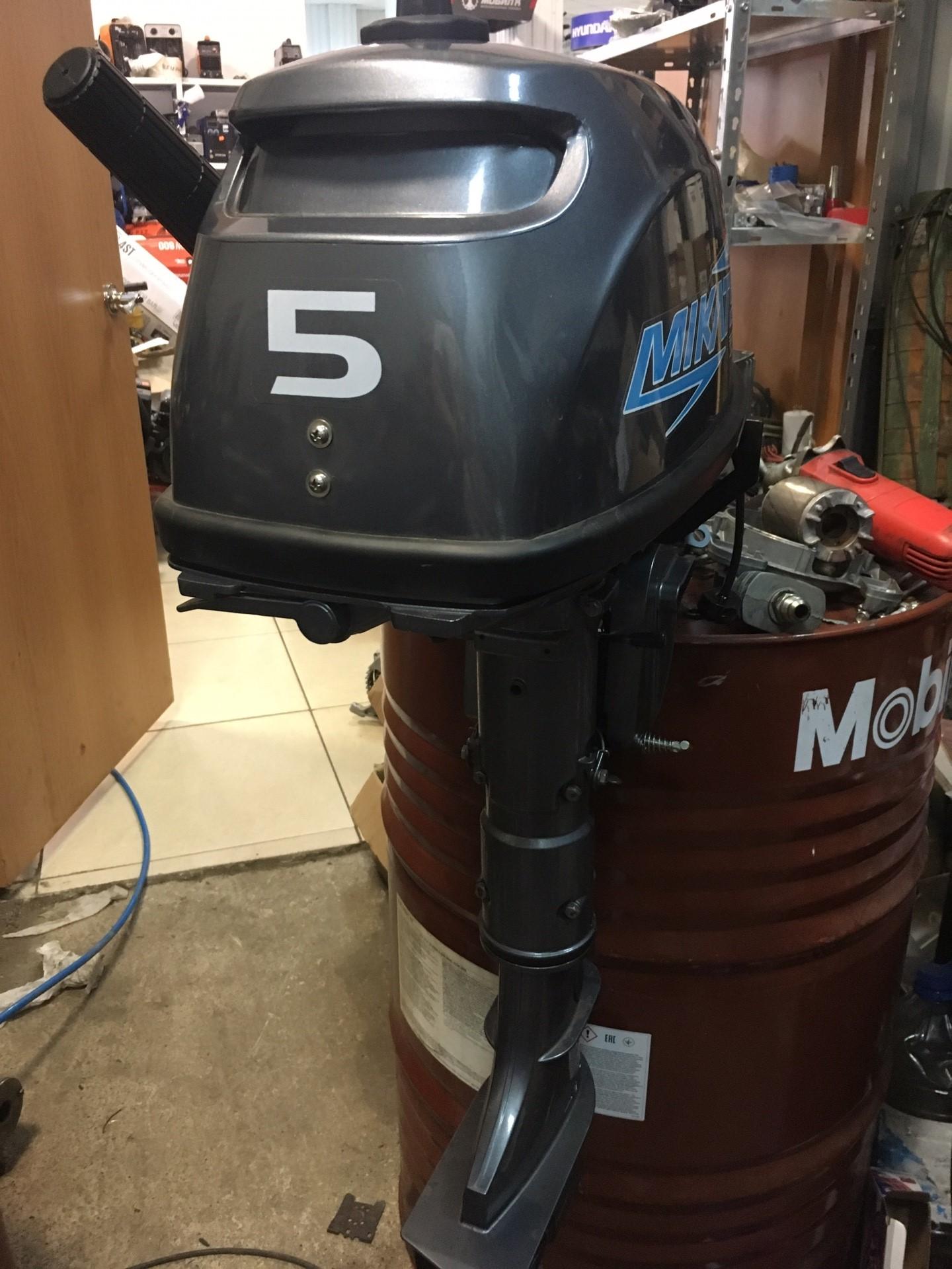 Лодочные моторы Микатсу